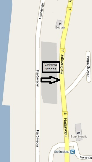 Vælvera location